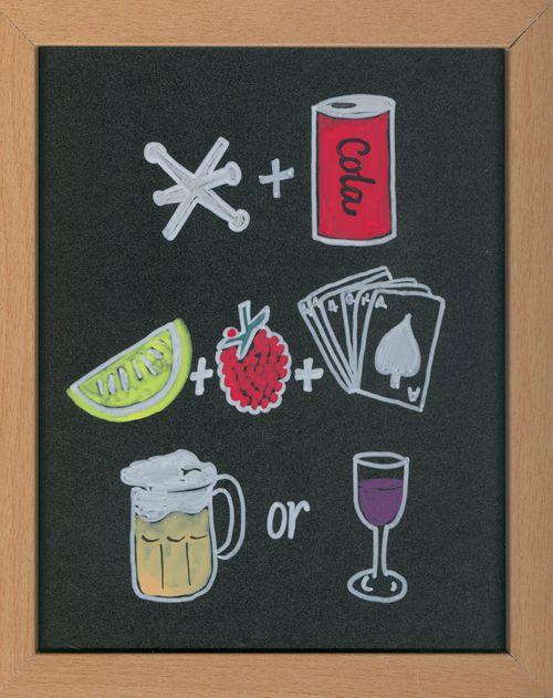 Chalkboard scan