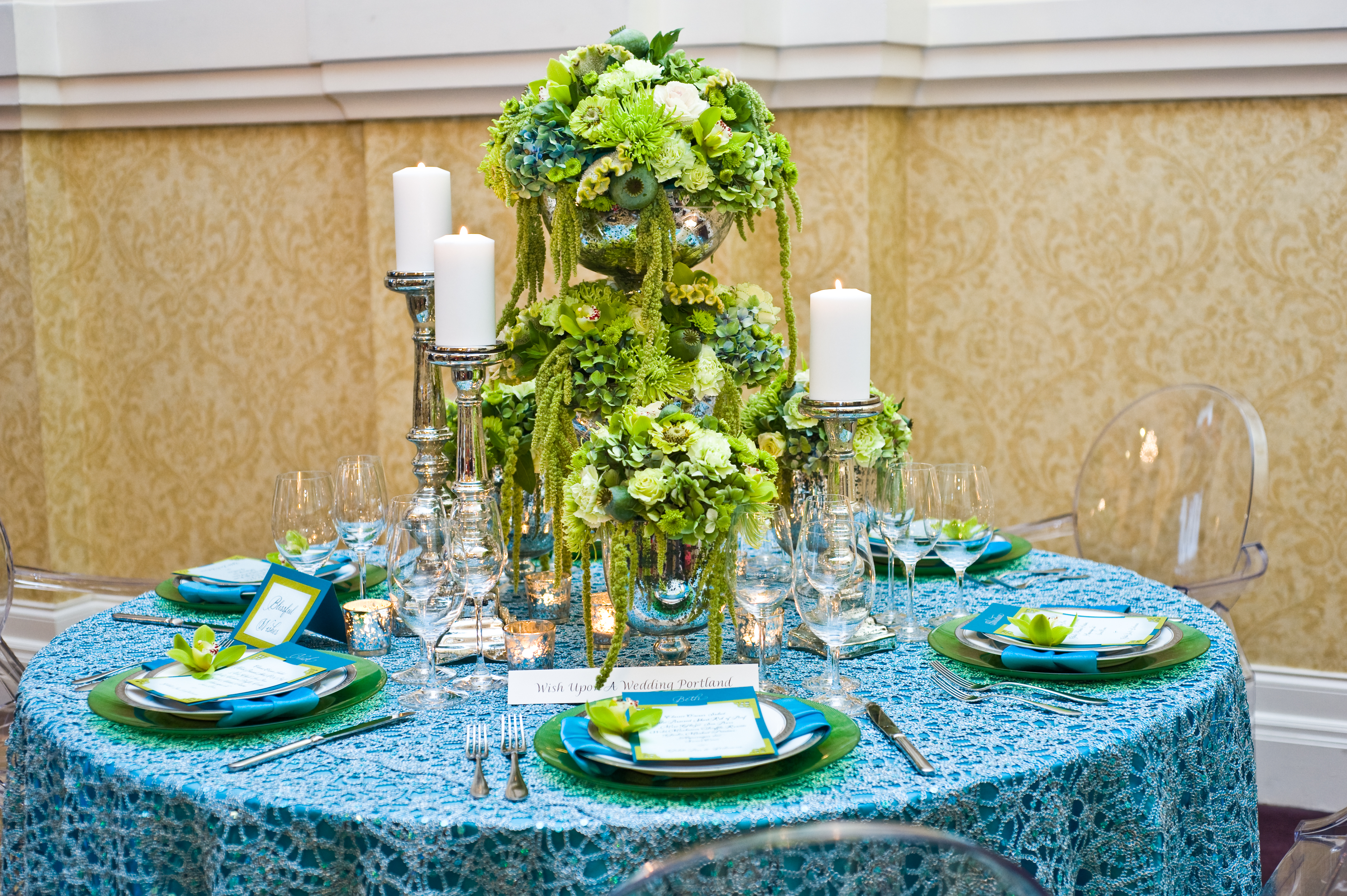Foxy Lime Green Orange And Turquoise Wedding Decor Idea Fresh Indian Ideas