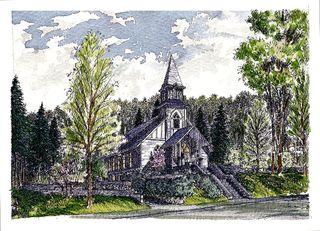 Abernethy chapel