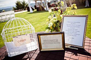 Lauren- cards & signage